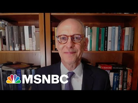 Dr. Zeke Emanuel: Forged Vaccine Cards Are 'A Serious Threat'   MSNBC