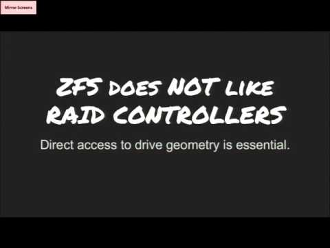 Getting to Know ZFS on Linux