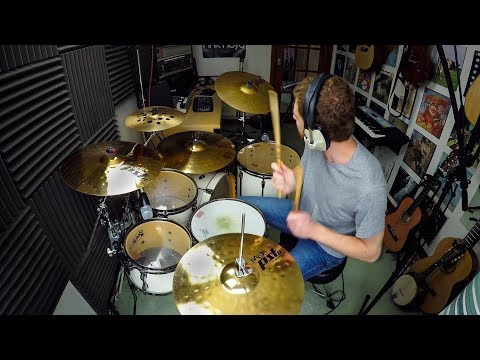 Led Zeppelin – Rock And Roll – Drum Cover