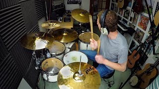 Led Zeppelin - Rock And Roll - Drum Cover