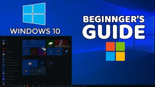 Windows 10 Beginners Guide   2020 Edition
