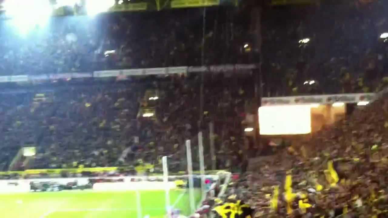 BVB - FCB 1:0 Südtribüne live