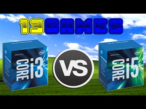 i3-6100 vs i5-6600 | GTX 970 OC | 1920 x 1080 | in 13 Games
