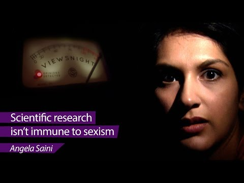 Angela Saini: 'Scientific research isn't immune to sexism' - Viewsnight