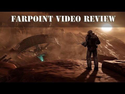 Farpoint VR - Video Review