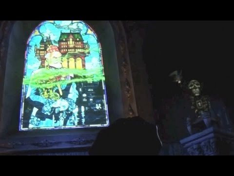 Tower of Terror ride-through at Tokyo DisneySea - Hightower Hotel