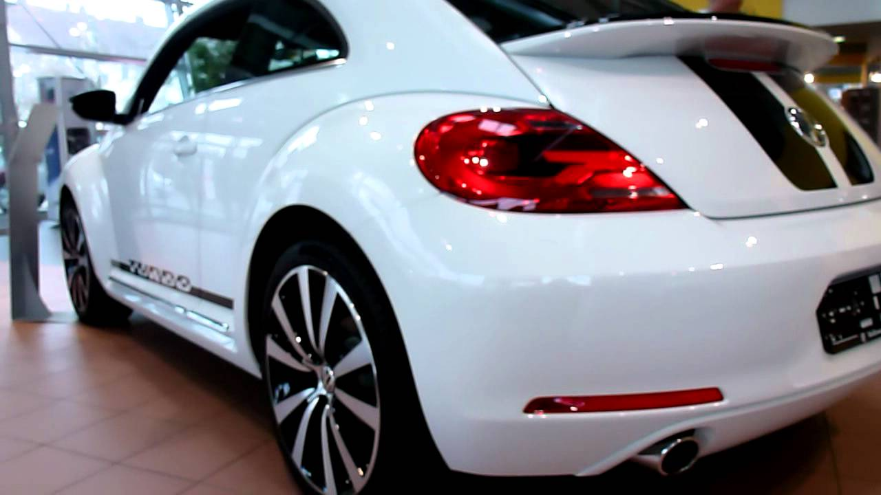 Vw Beetle 2 0 Turbo 2012 See Also Playlist Youtube
