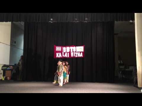 Bharathiyar Song - ODI VILAYADU PAPPA- DANCE