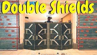 Double Shield Strat in Rainbow Six Siege (Test Server Gameplay)