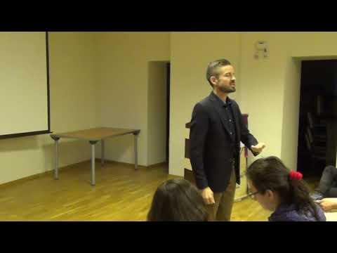 Ovidiu Oltean - La cinema | Storytelling #4: The touching story