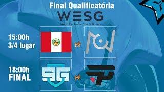 [PT-BR] Qualificatória WESG FINAL - Pain vs SG FINAL