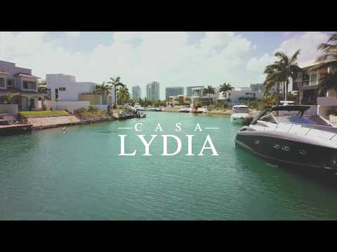 Your Dream House in Puerto Cancún México | Casa Lydia