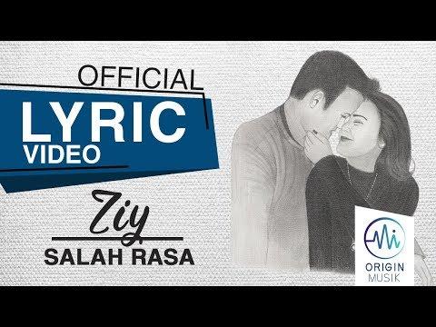 ZIY - SALAH RASA (OFFICIAL LYRIC VIDEO)