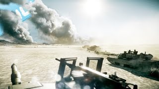 This Mission Made My Balls Drop (Battlefield 3 - Thunder Run)