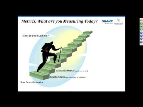 Back to Basics  Selecting the Right Metrics to Quantify Performance