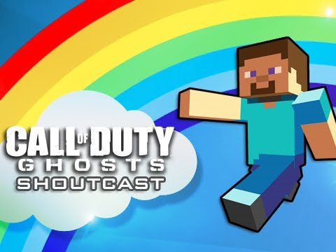 COD GHOSTS Shoutcast - I am Back! - Episode 73 (CodCasting)