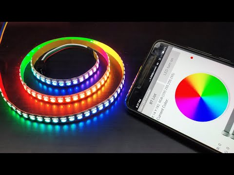 How To Make DIY Arduino RGB Led Strip Controller