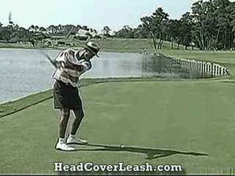 Tiger Woods 94-96 US Amateur Golf Swing Video Show