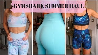 HUGE SUMMER GYMSHARK HAUL & REVIEW / *honest*