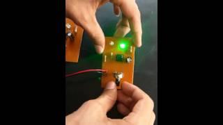 generador de pulsos con 555
