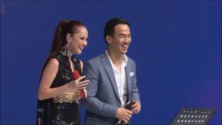 ZenFone 3 Indonesia Brand Ambassador   Joe Taslim & BCL with Performance