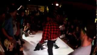 HIPHOP JAM LEGNICA 2012 - BBOY BATTLE 1vs1 - FINAL