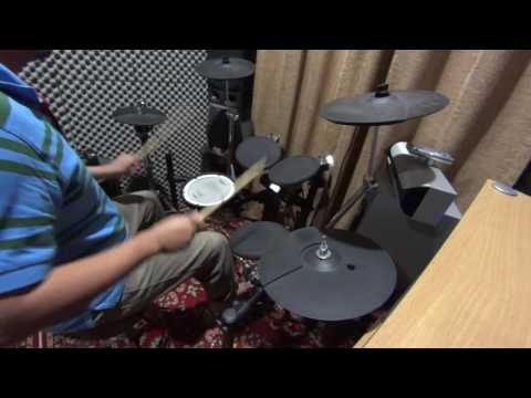 Ahmad Dani - Madu Tiga (Drum Cover)