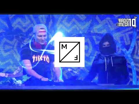 Tiesto x Alan Walker - ID / The On3 (Tiesto @ Ultra Music Festival 2018)