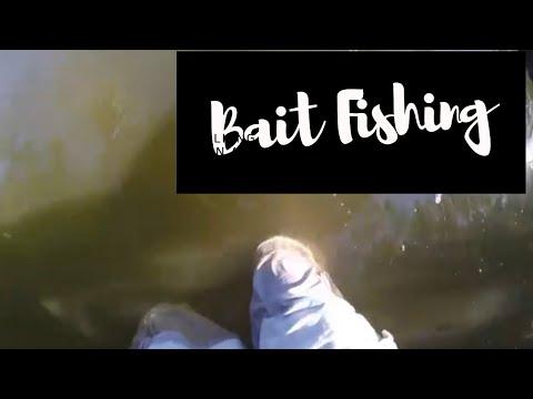 Rocky Fork Lake Ohio: Catfish Bait Fishing.