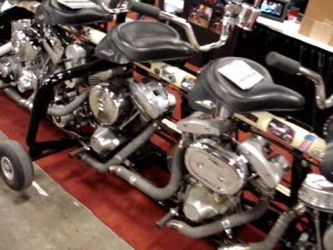 Timeline Motorcycle - Northeast Motorcycle Expo Boston