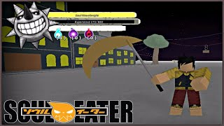 ROBLOX Soul Eater Online l Weapon Gameplay!