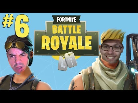 FORTNITE BATTLE ROYALE DUO with NORTHERNLION #6