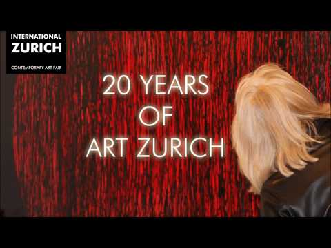 ART INTERNATIONAL ZURICH Review 1999-2017 - Contemporary Art Fair / Kunstmesse Zürich