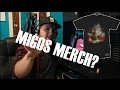 DAT WAY? Migos Culture Merch Unboxing and Showcase