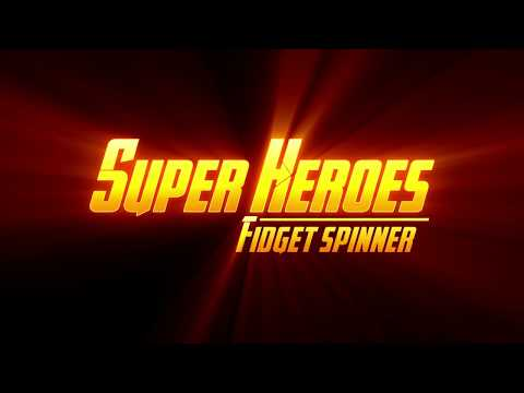 Super Hero Fidget Spinner Game | Best IOS Fidget Spinner Game | Trailer