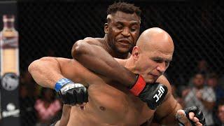 Fight Bonus Resume: Francis Ngannou
