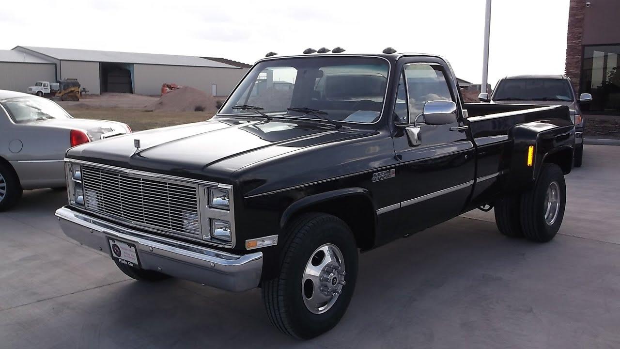 1985 chevy 1 ton van