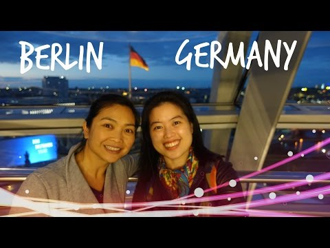 Central Europe Travel series | 1st Leg - BERLIN, Germany