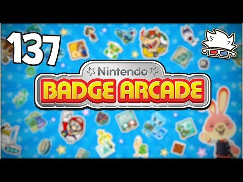 Nintendo Badge Arcade: Within Our Grasp - PART 137 - ChaoticShadow24