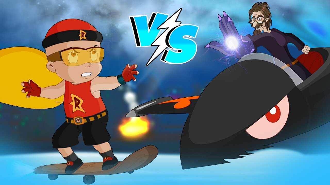 Mighty Raju - Karati Special Sky Attack | Fun Kids videos | Cartoon for Kids in Hindi