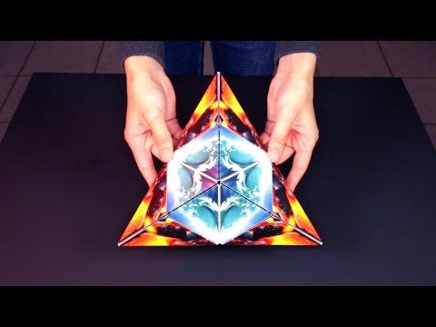 Amazing Transforming Cubes!