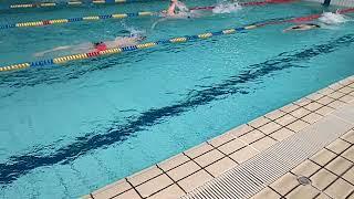 50mを速く泳ぐ為のスピード養成コーチ」 「競泳選手専門のスピードU...