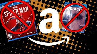 Amazon and Sony are Screwing Their Customers!