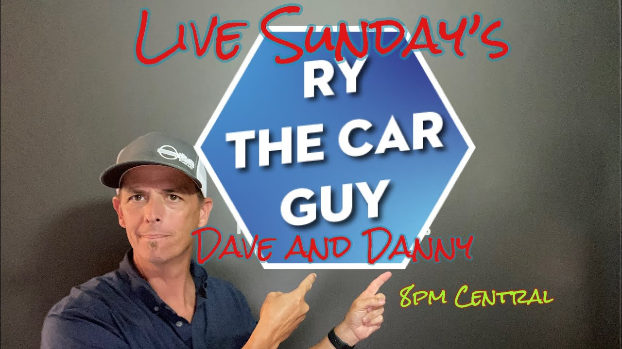 025 - Sunday's with Ry the Car Guy