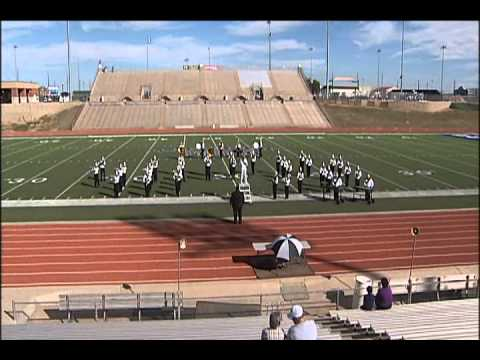 Crosbyton High School Marching Band 2012 UIL Competetion