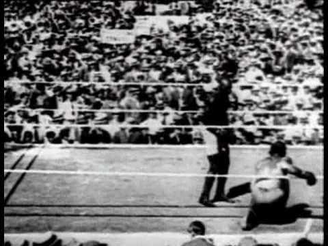 DBBH - Jack Johnson -vs- Jim Jeffries (July 4th, 1910)