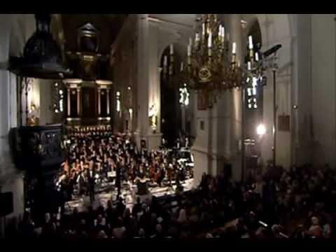 Leonard Bernstein -  III Symfonia Kadysz (Festiwal Warszawa Singera 2010)