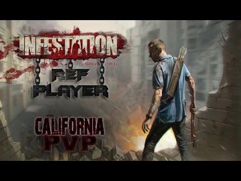 Infestation California: Clã PvP,Bug e Hacker??