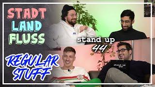 Stadt, Land, Fluss... Fehlkauf? | Regular Stuff | Stand Up 44