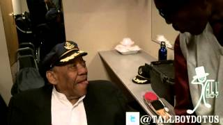 "Last Known Interview with Bobby ""Blue"" Bland March 2013 Atlanta Civic Center"